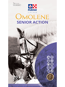 Omolene Senior Action